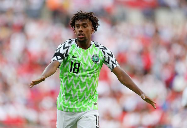 Alex Iwobi, la joven promesa de Nigeria | Getty Images