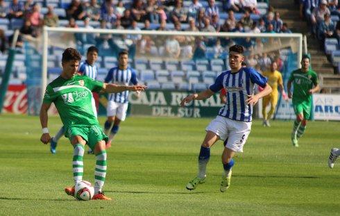 Jugadores en disputa | Foto: Periódico Extremadura