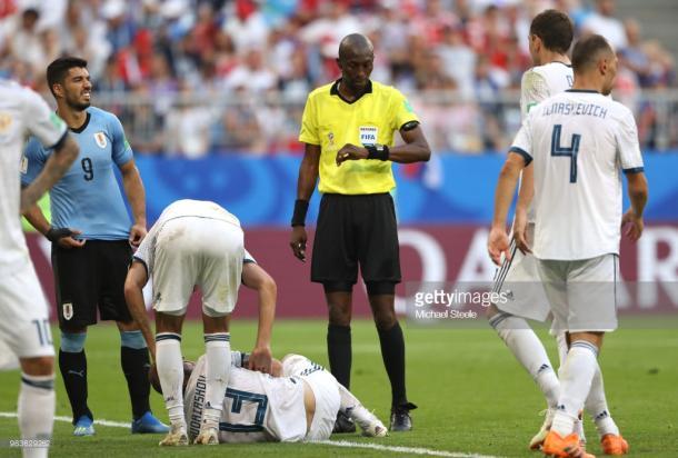 Un sorprendente Japón ya gana 2-0 a Bélgica