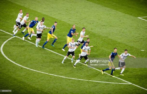 Alemania 2-1 Suecia fue el último partido que se jugó en el Estadio Olímpico, Sochi | Foto: FIFA