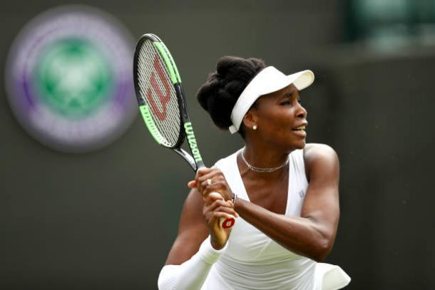 Venus Williams will be hoping for her 50th WTA title this week (Getty/Clive Brunskill)