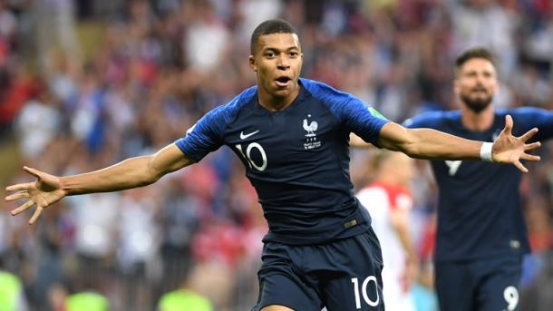 Kylian Mbappé was a joy to watch throughout the tournament | Source: Getty Images via FIFA.com