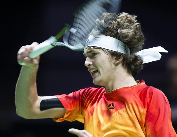Alexander Zverev defeated Vasek Pospisil (Getty Images - Koen Suyk)