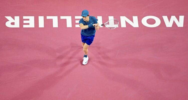 Sinner looks to rebound after injury struck him in Miontpellier/Photo: Open Sud de France