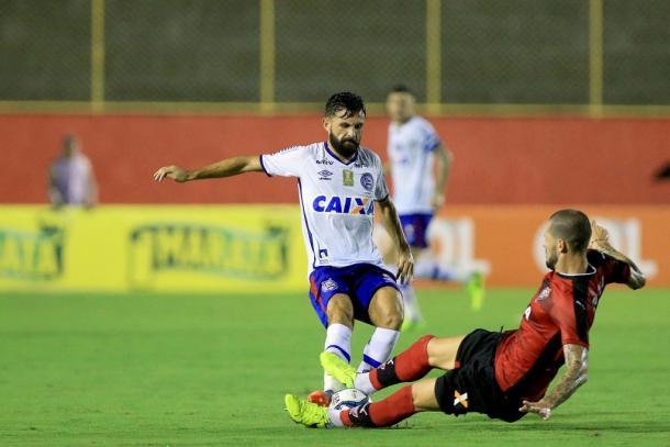 (Foto: Felipe Oliveira/Divulgação/EC Bahia)