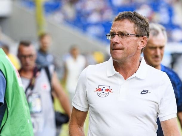 Ralf Rangnick, Leipzig's sporting director but former head coach of both clubs. | Photo: Kicker/Picture Alliance