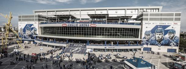 Estadio Amalie Arena | Amaliearena.com