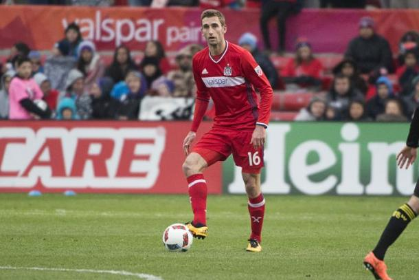 Photo via the official website of the Chicago Fire