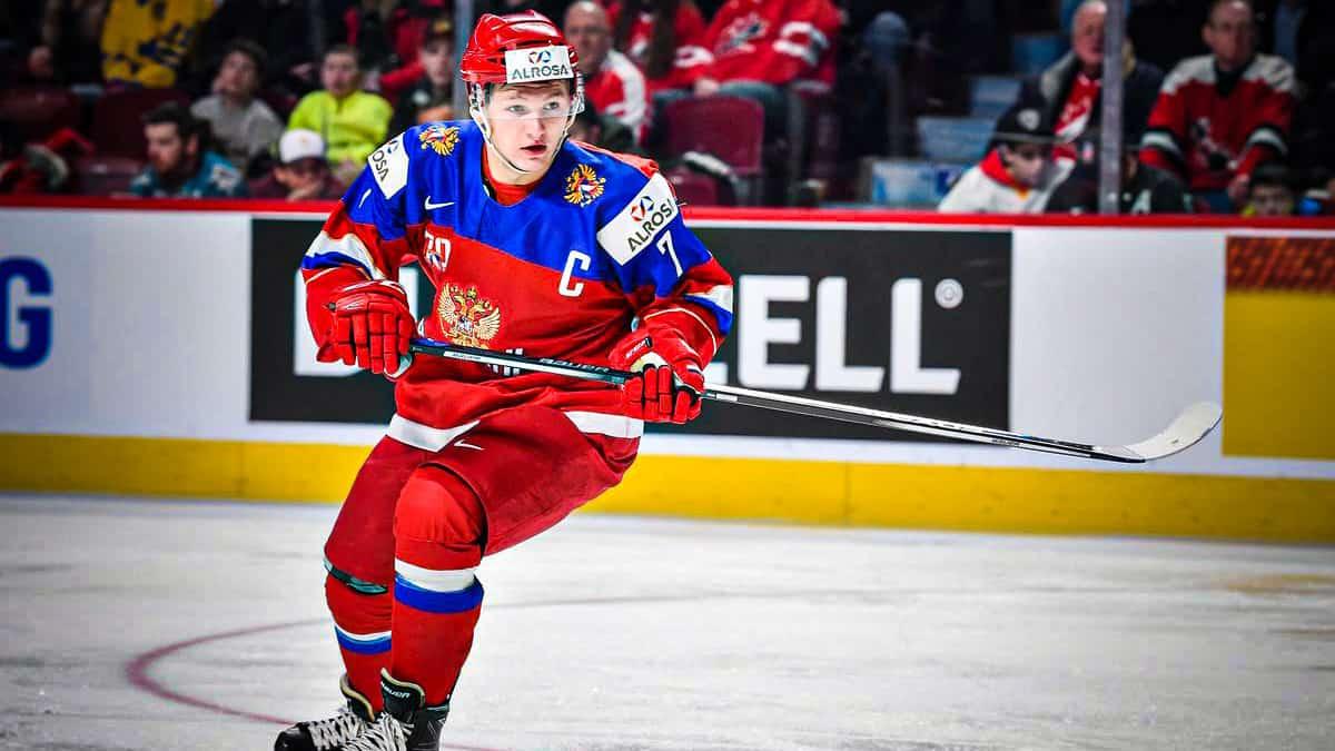 Kirill Kaprizov | Foto: KHL.com