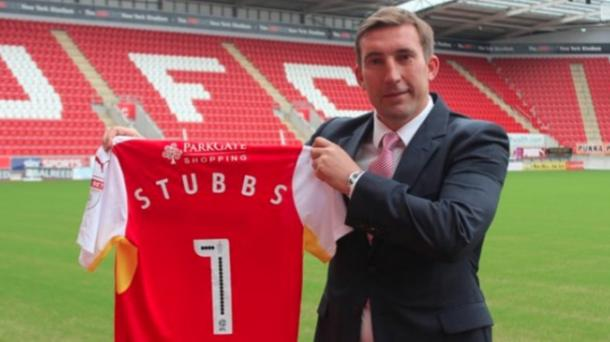 Can Stubbs get one over on his old club? | Image source: ITV
