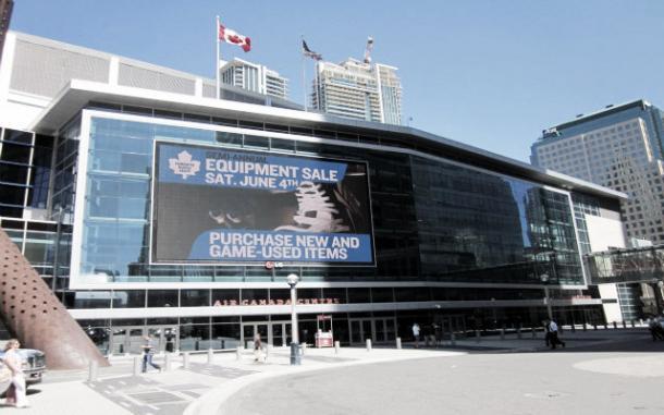 The Air Canada Centre will host WWE Survivor Series 2016 (image: toronto-travel-guide.com)