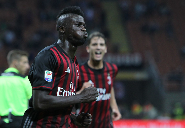 Niang. Fonte foto: Getty Images Europe.