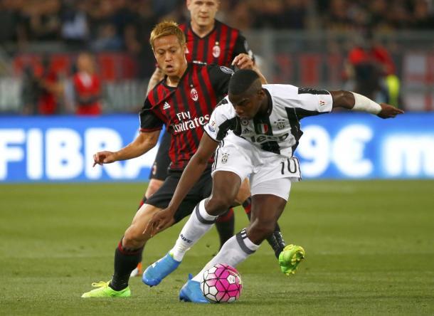 Milan Juventus, Gazzettaworld.com