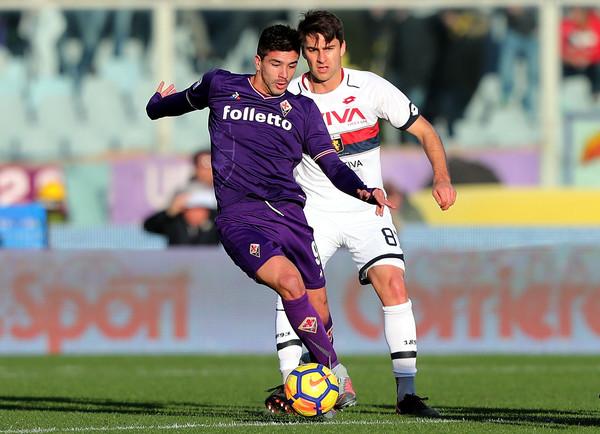 Simeone en un partido de esta temporada // Fuente: Getty Images