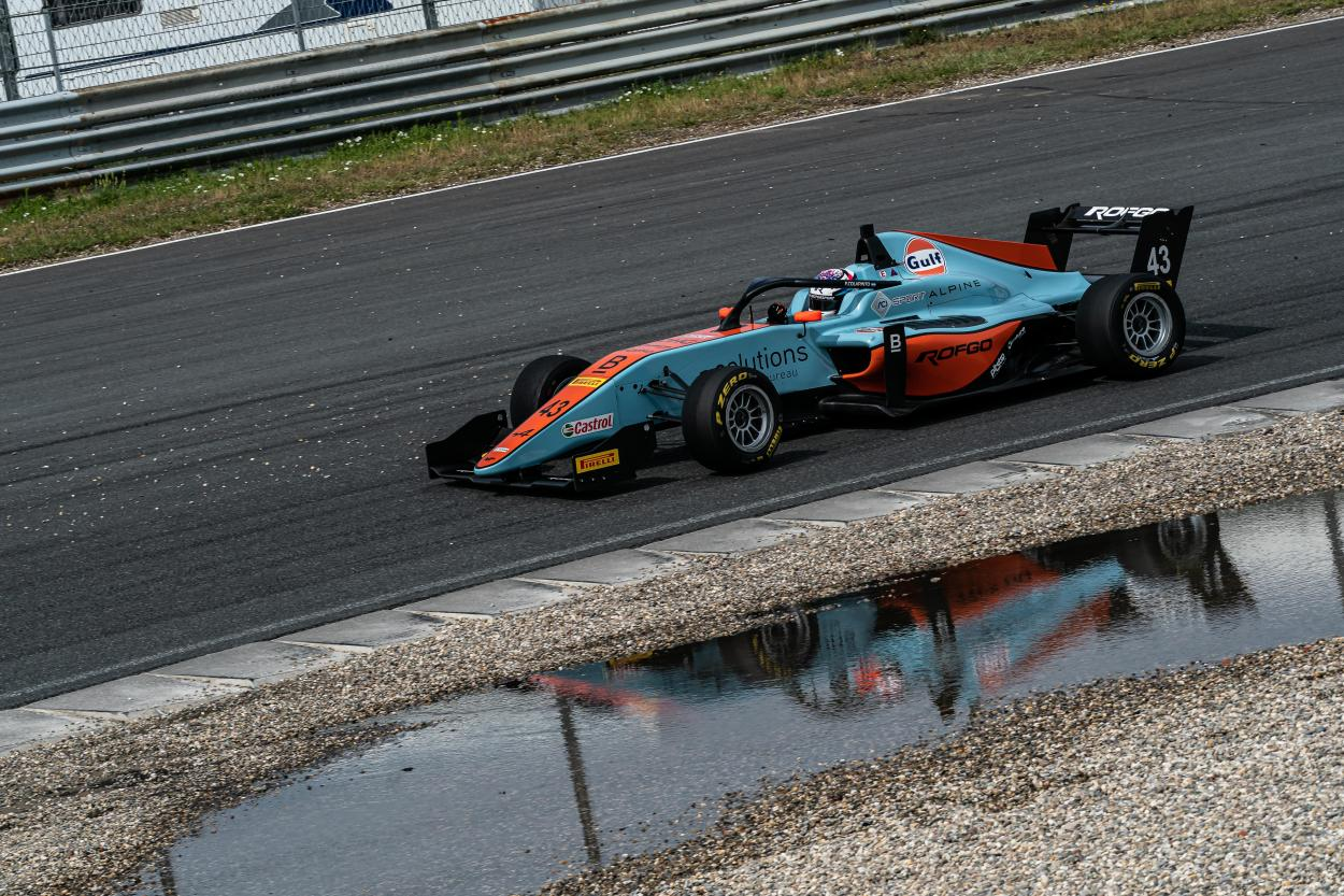 Foto: Formula Regional Alpine