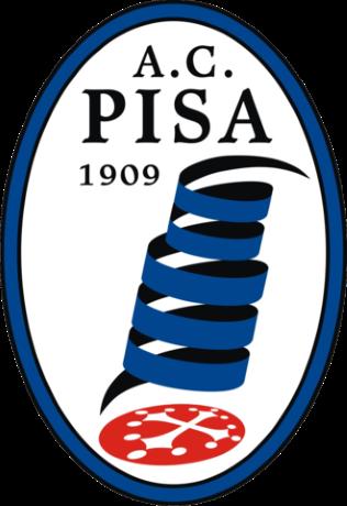Antigo escudo do Pisa | Foto: Divulgação/Pisa