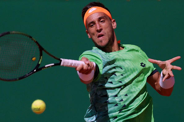 Dzumhur has risen up to 82nd in the rankings (Getty/AFP/Jean Christophe Magnanet)