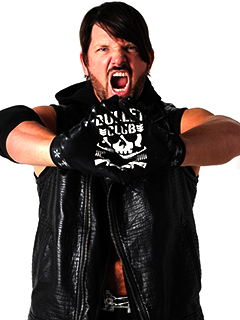 Styles was the leader of Bullet Club ¦ Source- www.njpw.co.jp