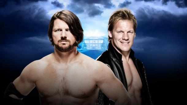 Will Styles win on his WrestleMania debut? Photo- WWE.com