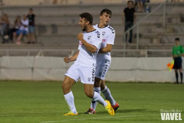 El Albacete es uno de los favoritos al ascenso.