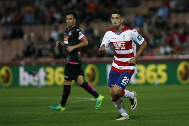 Jean Carlos debutó contra el Espanyol | Foto: AL Juárez