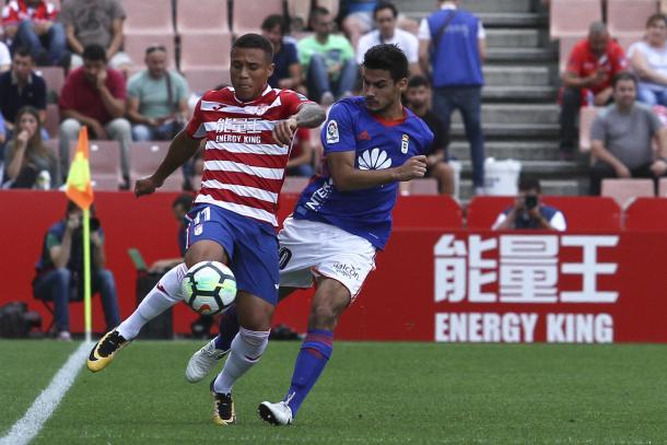 Machís no pudo marcar | Foto: AL Juárez