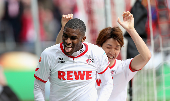 Modeste was in fine form last season. | Image credit: Juergen Schwarz/Bongarts/Getty Images