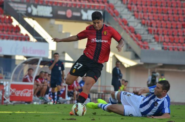 Marco Asensio se formó en el RCD Mallorca | Foto: Web Oficial del RCD Mallorca