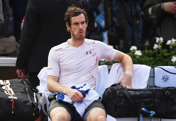 Murray has not enjoyed great times against Djokovic reecently Photo: Dennis Grombkowski/Getty Images