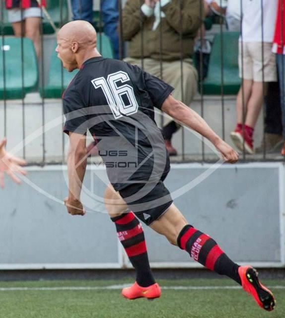 Goleador providencial en el ascenso del Arenas | FOTO: UGS Visión
