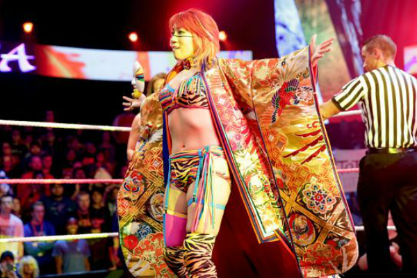 Asuka has quickly become a fan favorite. Photo- WhatCulture.com