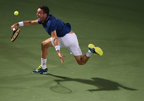 Bautista-Agut's last three titles have all been won a Saturday (Photo: Tom Dulat/Getty Images Europe)