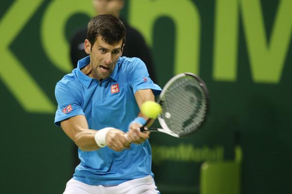 Djokovic prevailed in the decider (Photo by AK BijuRaj/Getty Images)