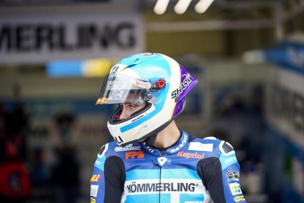 En 2021, formará parte del Gresini Racing, a falta de saber si Rodrigo seguirá en el equipo. Imagen: gresiniracing.com