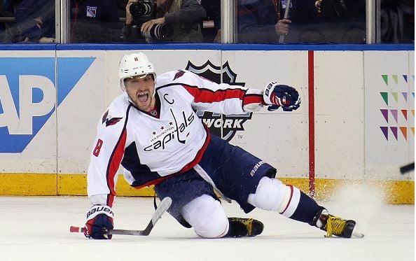 Capitals superstar Alex Ovechkin   Bruce Bennett - Getty Images