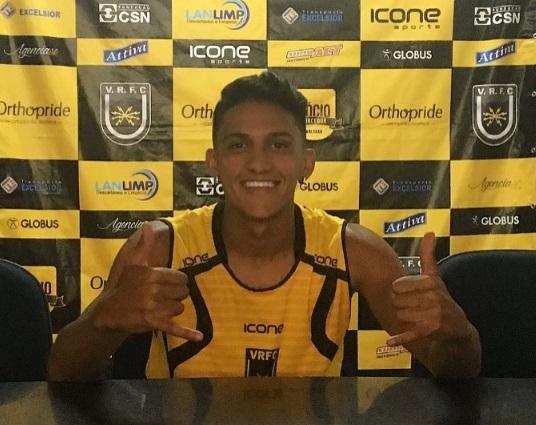 Jogador retorna ao Voltaço para temporada 2017 | Foto: Arquivo Pessoal