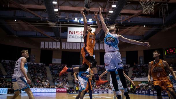 Alberto Abalde puede consolidarse como la gran revelación de la temporada en esta Copa del Rey | Foto: ACB Photo
