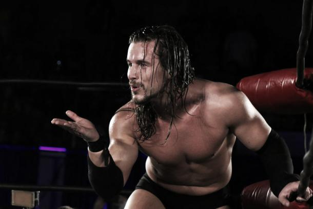 Has Adam Cole kissed ROH goodbye? Photo-Online World of Wrestling