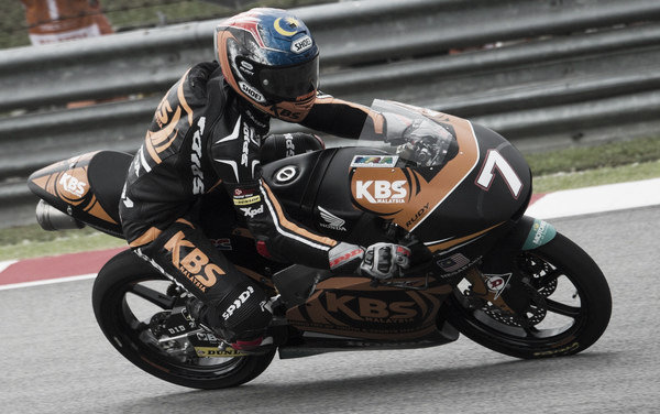Adam Norrodin en Sepang // Foto: Mirco Lazzari gp // Getty Images AsiaPac