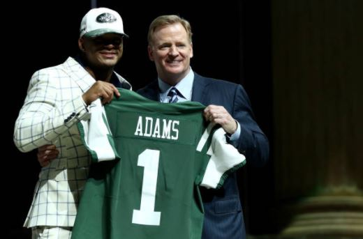 Jamal Adams seems to be the rookie with the most potential to have the biggest impact in the AFC East | Source: Elsa - Getty Images