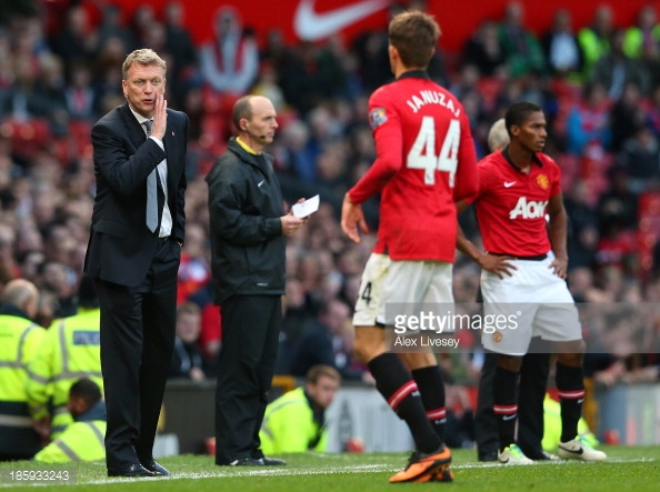 Januzaj was involved in 8 goals in his first senior season at Old Trafford, still has best season to date.