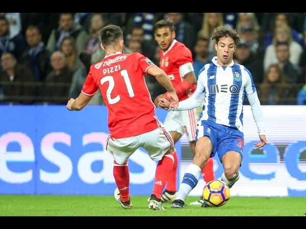 O último jogo entre os dois emblemas acabou empatado a 1. | Foto: Site Oficial FC Porto