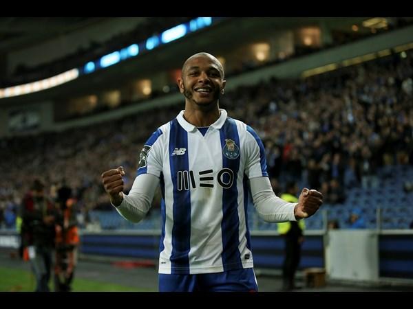 Brahimi voltou a marcar com a camisola do FC Porto | Foto: Site Oficial FC Porto