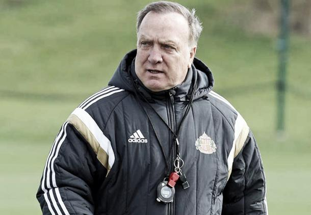 Above: Sam Allardyce revealed that the words of former Sunderland coach Dick Advocaat motivated them to safety | Photo: premierleague.com