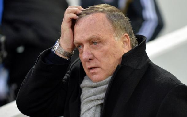 Dick Advocaat statistics are good despite a short-lived term | photo: The Telegraph