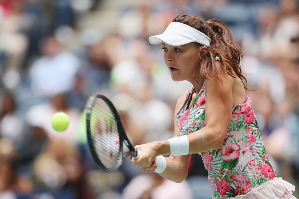 Agnieszka Radwanska will be making her debut in Hong Kong | Photo: Matthew Stockman/Getty Images North America