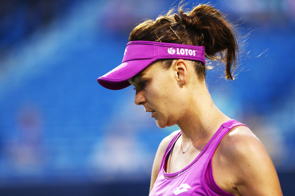 Agnieszka Radwanska had a disappointing year overall | Photo: Maddie Meyer/Getty Images North America