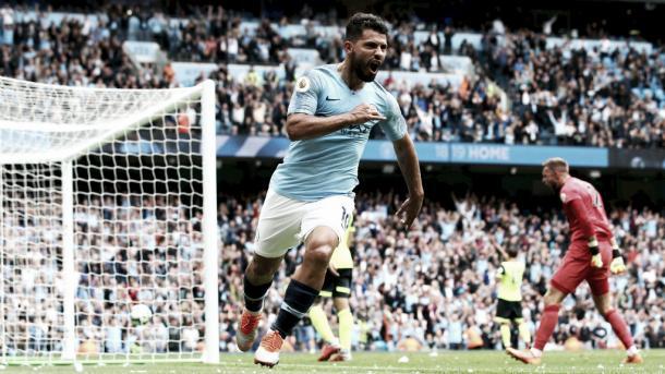 Sergio Agüero | Manchester City FC