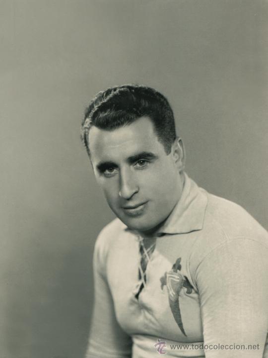 Agustín Jarabo jugó en el Celta entre 1936 y 1944 (Foto: todocoleccion.net)