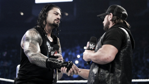 Who will walk out with the title at Extreme Rules? Photo- TJRWrestling.com